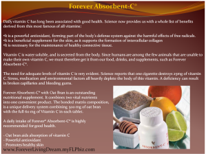 Forever Absorbent-C®