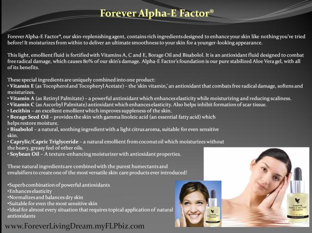 Forever Alpha-E Factor®