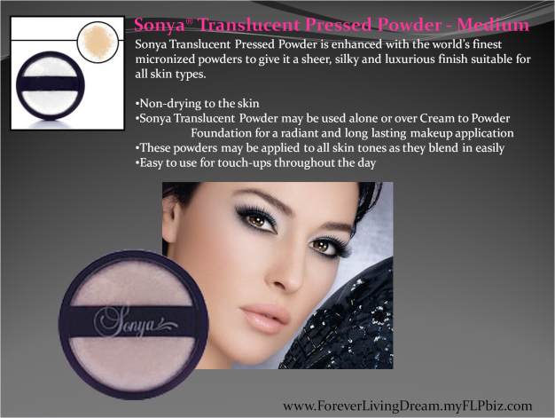 Sonya® Translucent Pressed Powder