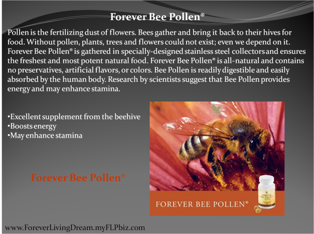 Forever Bee Pollen®