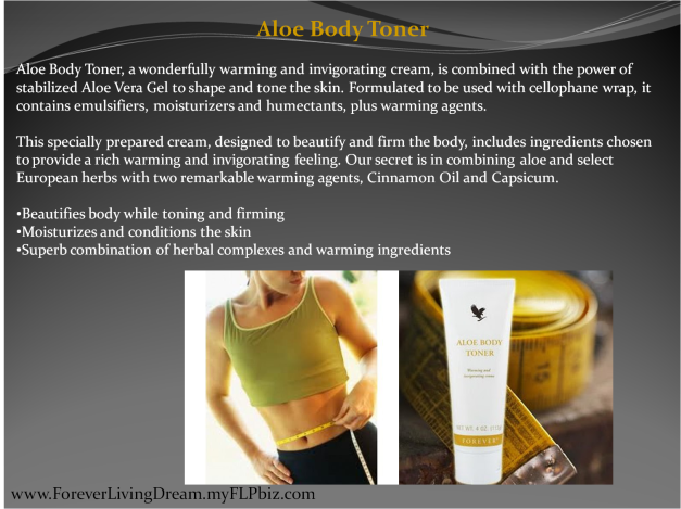 Aloe Body Toner
