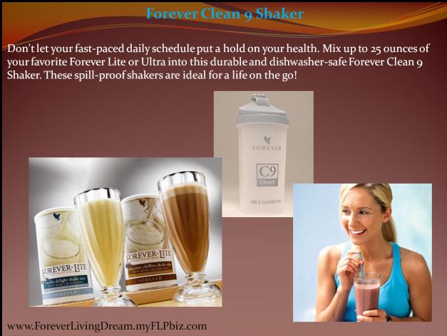 Forever Clean 9 Shaker