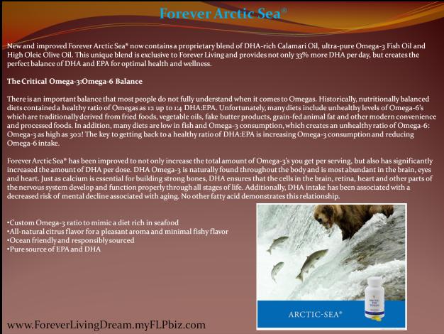 Forever Arctic Sea®