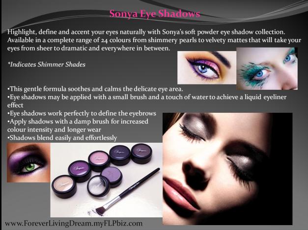 Sonya Eye Shadows