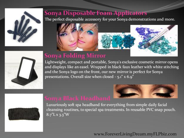 Sonya Disposable Foam Applicators