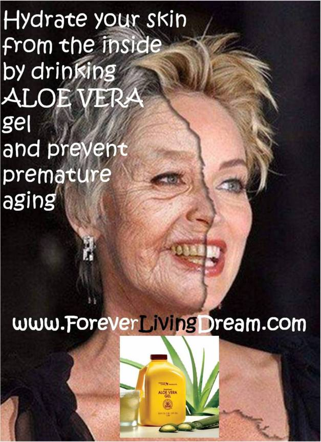 drink aloe vera gel