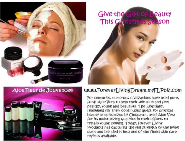 Give the Gift of Beauty This Christmas Season