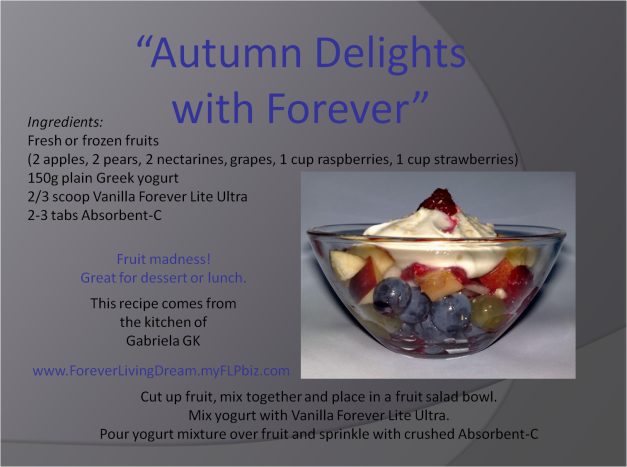 Autumn Delights with Forever