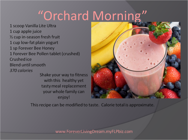 Orchard Morning