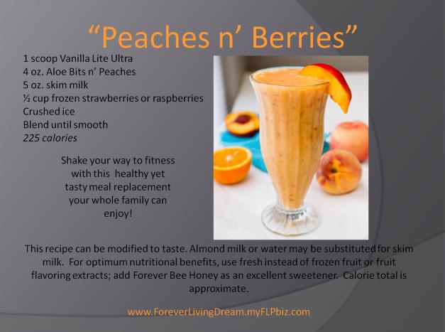 Peaches n' Berries