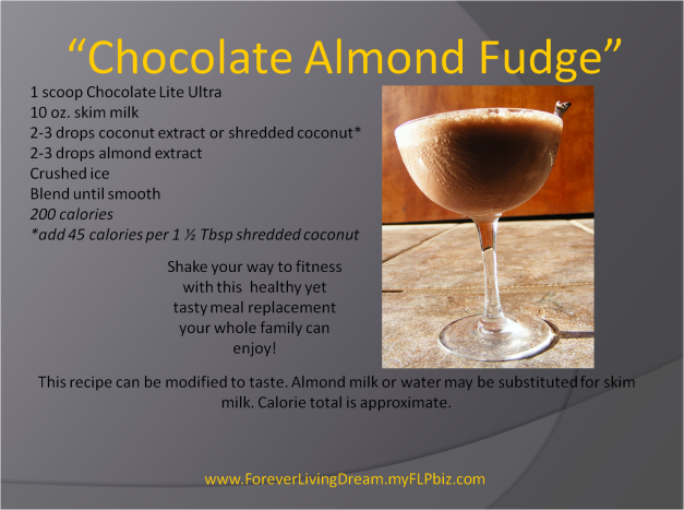 Chocolate Almond Fudge
