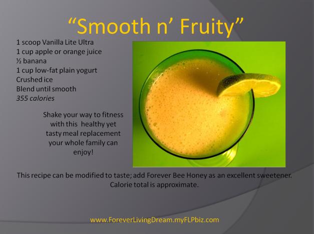 Smooth n' Fruity