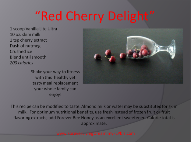 Red Cherry Delight