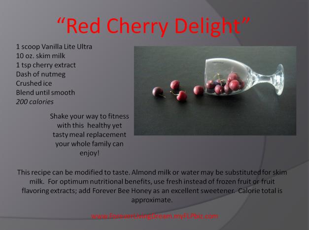 Red Cherry Delight