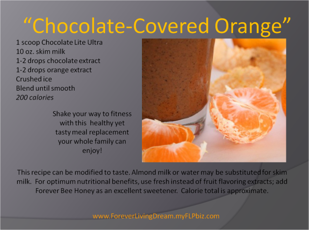 Chocolate-Covered Orange
