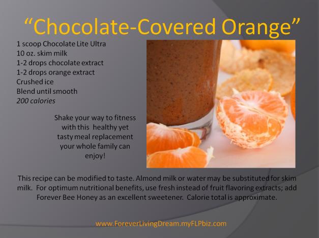 Chocolate-Covered Orange