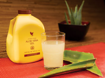 aloe vera gel forever living dream. Black Bedroom Furniture Sets. Home Design Ideas
