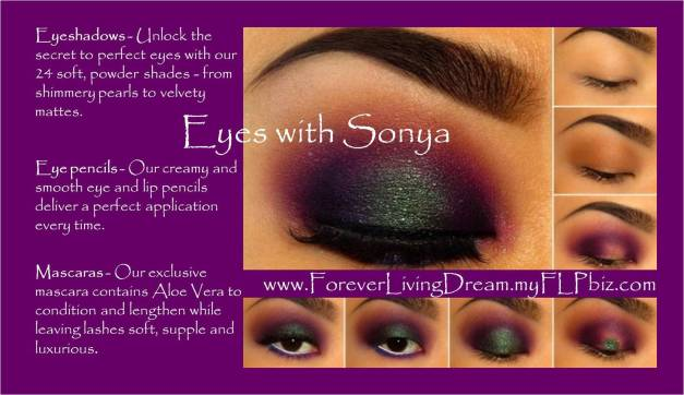 eyes with sonya collection