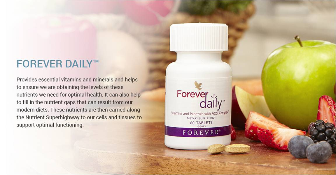 garcinia forever living products
