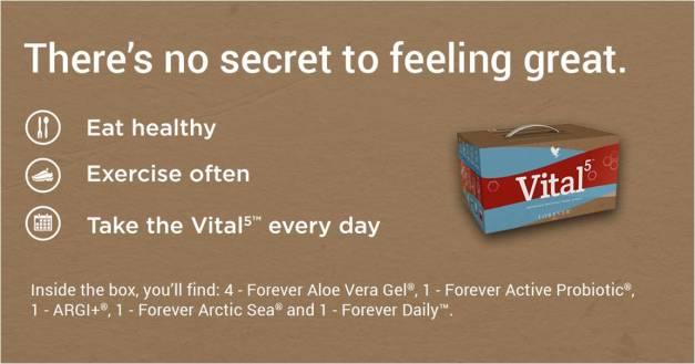 Forever Vital5