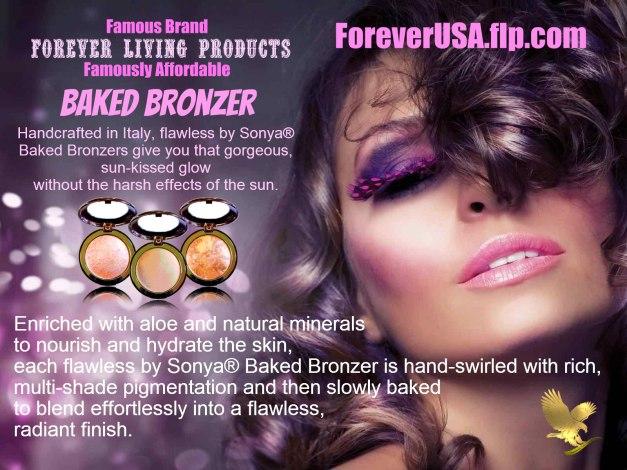 baked bronzer