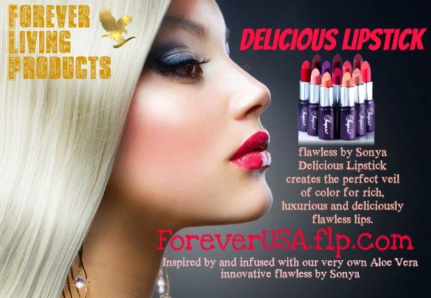 Delicious Lipstick
